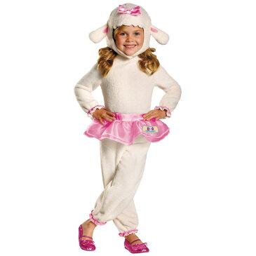 ラミー ドックはおもちゃドクター 衣装、コスチューム 子供女性用 LAMBIE DOC MCSTUFFINS