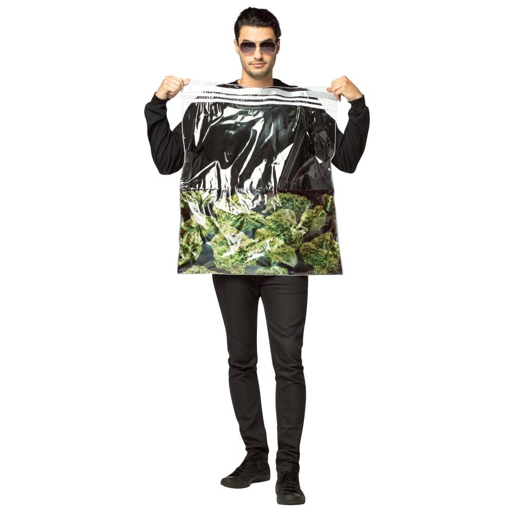コスプレ・変装・仮装, コスチューム一式  BAG OF WEED