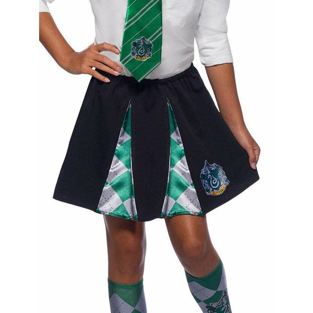 スリザリン スカート 子供女性用 ハリーポッター