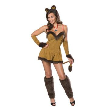 オズの魔法使い ライオン 衣装、コスチューム コスプレ 大人女性用