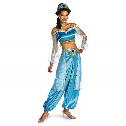 アラジン ジャスミン Sassy Prestige ディズニー 衣装、コスチューム 大人女性用|35-2