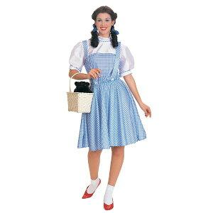 オズの魔法使いドロシー衣装、コスチューム女性用