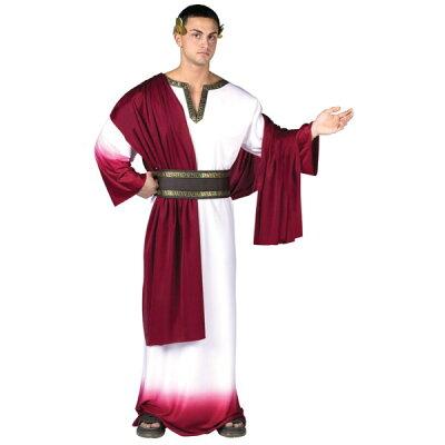 ローブ キリスト 衣装、コスチューム Deluxe Caesar 大人男性用
