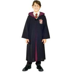 ハリーポッター 衣装、コスチューム コスプレ  ローブ DX 子供男性用ハロウィン|4-1、