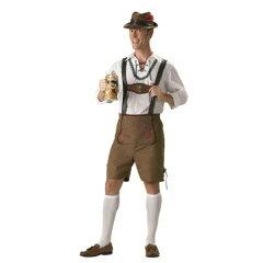 Oktoberfest Guy ウェイター 衣装、コスチューム コスプレ 男性用 HQ