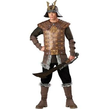 チンギス・ハン 武士 鎧 衣装、コスチューム 大人男性用 HQ