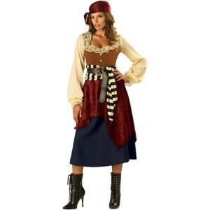 Buccaneer Beauty 海賊 衣装、コスチューム コスプレ 女性用