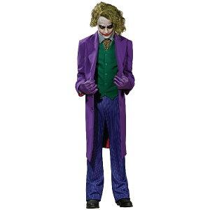 バットマン ダークナイト ジョーカー Grand Heritage 衣装、コスチューム コスプレ (男性用)