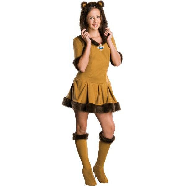 ライオン オズの魔法使い 衣装、コスチューム ティーン用 童話 コスプレ画像