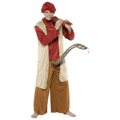 蛇使い 衣装、コスチューム 大人用