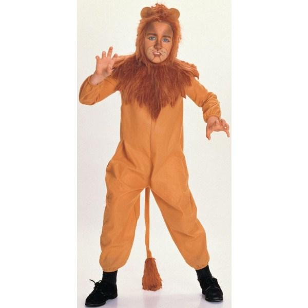 オズの魔法使い ライオン 衣装、コスチューム 子供男性用 コスプレ画像