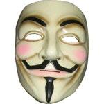 Vフォー・ヴェンデッタマスク仮面