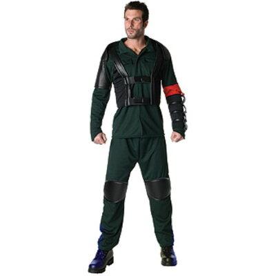 セール商品■ターミネーター4 ジョン・コナー 衣装、コスチューム コスプレ 男性用