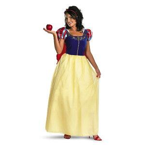 白雪姫ディズニーDeluxe衣装、コスチューム(女性用)