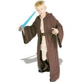 スターウォーズ ローブ ジェダイ DX  衣装、コスチューム コスプレ 子供男性用ハロウィン|2-4、