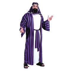 アラブの王様 首長 衣装、コスチューム 大人男性用 CHIC SHEIK