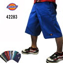 ディッキーズ Dickies ハーフパンツ ショートパンツ ショーツ メンズ 42283 ワークパンツ 短パン28-38インチ dickies メンズファッション ズボン パンツ チノパン 大きいサイズ