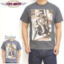 トイズマッコイ TOYS McCOY TMC2116 半袖Tシャツ マーロンブラ