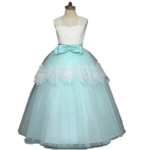 feadcce2c4629 ピンク グリーン ロングドレス 子供ドレス 花柄 フォーマル ワンピース キッズ服 子供服 女の子