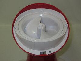 【中古】デロンギ電動かき氷器Mod.79J元箱付きディズニーミッキー型DeLonghiアリエテアイスシェーバーレッドDisneyMickey家庭用かき氷シェーバー赤