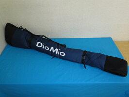 【未使用】ディオミーオゴルフクラブケースDioMioゴルフクラブケースブルーGOLFゴルフ用品ケースショルダー