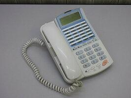 60【中古】日立ビジネスホンET-24iz-TELSD2電話機電話オフィス用会社用内線外線でんわ角度調整スタンド付きHITACHIビジネスフォン