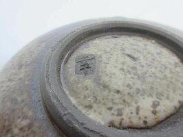 【未使用品】相馬焼建水元箱付陶器製茶道具こぼし碗型茶こぼし
