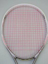 【中古】ヘッドテニスラケットエレクトラマスター白×銀HEADELEKRTAMASTERホワイト×シルバー硬式テニス用品