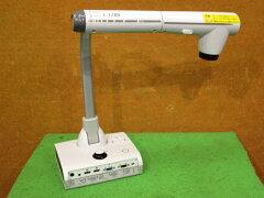 【中古】ELMOL-12iDみエルモんインタラクティブ書画カメラ実物投影機動作確認済Webカメラ的な使い方も可能▼ACアダプタなし[B8782]