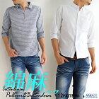 リネンシャツ,ボタンダウンシャツ