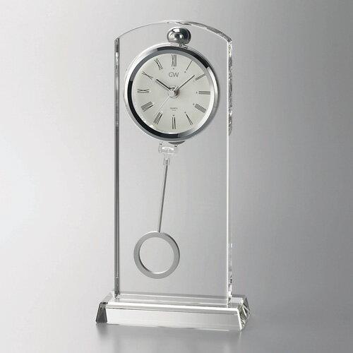 ナルミクリスタル時計[セレナ]ペンドラムクロック【名入彫刻】