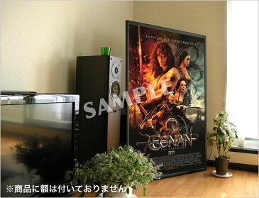 【映画ポスター】コナン・ザ・バーバリアン (ジェイソン・モモア) /REG-DS