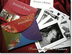 ◆ジョディ・フォスター、チョウ・ユンファ共演◆[映画パンフレット] アンナと王様 (ANNA AND T...