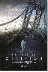 ★枚数限定ポスター★■橋Ver■ [映画ポスター] オブリビオン (OBLIVION) [Bridge ADV-DS]