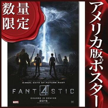 【映画ポスター】ファンタスティックフォー (ジェイミーベル) /INT-2nd ADV-DS