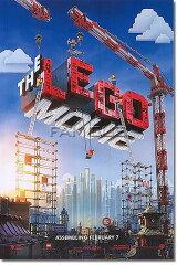 ★枚数限定ポスター★■先行告知Ver■ [映画ポスター] レゴ・ムービー (THE LEGO MOVIE) [ADV-DS]