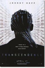 ★枚数限定ポスター★【頭Ver】[映画ポスター] トランセンデンス (TRANSCENDENCE) [Head ADV-DS]