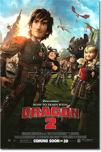 ヒックとドラゴン2 (ジェイ・バルチェル) /REG-DS
