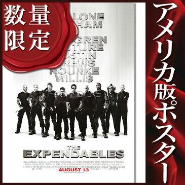 【映画ポスター】 エクスペンダブルズ グッズ /モノクロ インテリア アート 片面印刷 B
