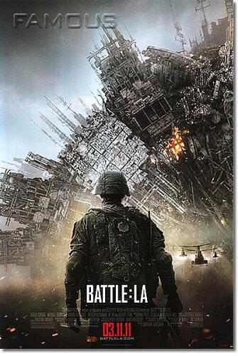 世界侵略:ロサンゼルス決戦 (アーロン・エッカート) /B-DS