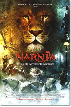 【映画ポスター】 ナルニア国物語/第1章:ライオンと魔女 (ウィリアム・モーズリー) /REG-DS