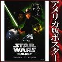 【STAR WARS ポスター】 スターウォーズ トリロジー...