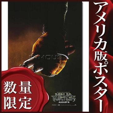 【ミケランジェロ版ポスター】ミュータントタートルズ /ADV-DS