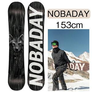 スノーボード ノバデー 2018-19モデル NOBADAY Max Parrot Signature Pro Model Ambition Board 153cm