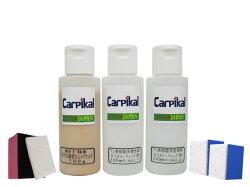 【カーピカル】ガラス磨き&ガラスコーティング剤100mLセット