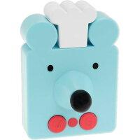 送料無料 しゃべる キッチン チューチュータイマー 青 EX-2886 しゃべる キッチンタイマー かわいいクッキングタイマー 便利なタイマー Ha001