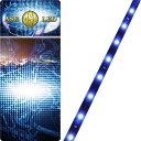 送料無料 バイク用LEDテープ12連30cm 正面発光LEDテープホワイト1本 防水LEDテープ 切断可能なLEDテープ...