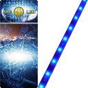 送料無料 バイク用LEDテープ12連30cm 正面発光LEDテープブルー1本 防水LEDテープ 切断可能なLEDテープ a...
