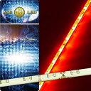 送料無料 72連LEDテープ120cm 白ベース側面発光LEDテープレッ...