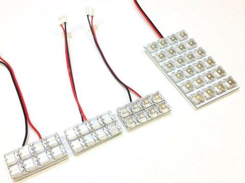 ハリアー30系 LEDルームランプ ACU30系 4点セット LED48連 AMC【メール便(ネコポス)は送料無料】yys